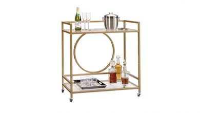 Photo of Top 10 Best Bar Carts in 2020 Reviews