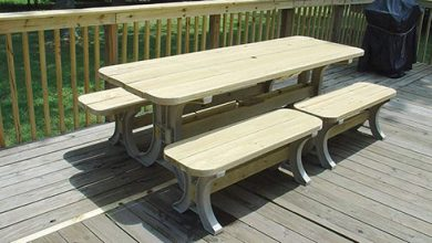 Photo of Top 10 Best Picnic Tables in 2020 Reviews