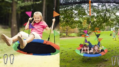 Photo of Top 10 Best Tree Swings in 2020 Reviews