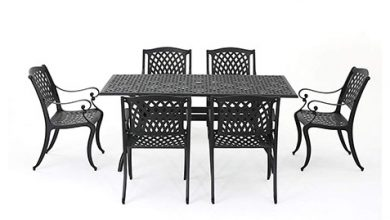 Photo of Top 10 Best Outdoor Dining Furniture Set in 2021 Reviews
