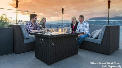 Photo of Top 10 Best Outdoor Fireplace Gas Pit in 2021 Reviews
