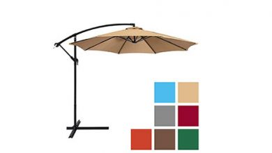 Photo of Top 10 Best Offset Patio Umbrella in 2021 Reviews
