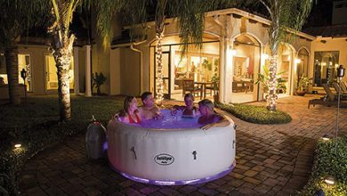 Photo of Top 10 Best Inflatable Hot Tubs in 2020 Reviews