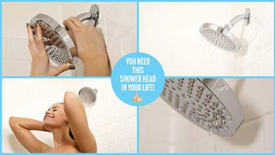 Photo of The 10 Best Shower Heads in 2021 Reviews
