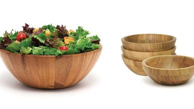 Photo of Best Bamboo Wood Salad Bowls in 2020