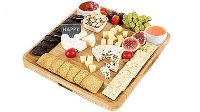 Photo of Best Bamboo Cheese Board Set in 2020
