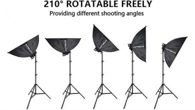 Photo of Best Studio Lighting Kit 2019