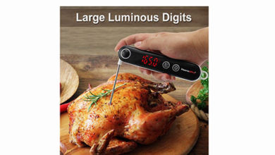Photo of Best Digital Meat Thermometer in 2021 5 (1)